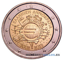 Grecia-2-€-2012-X