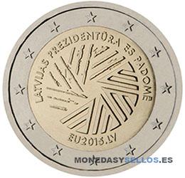 Letonia-2-€-2015-I