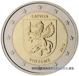Letonia-2-€-2016