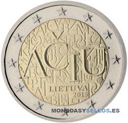 Lituania-2-€-2015
