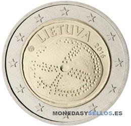 Lituania-2-€-2016