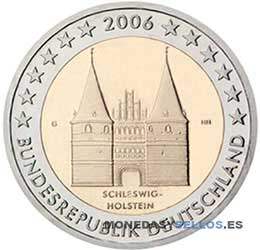 Moneda-2-€-Alemania-2006