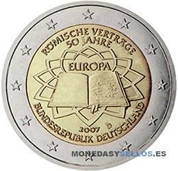 Moneda-2-€-Alemania-2007-T