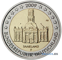 Moneda-2-€-Alemania-2009