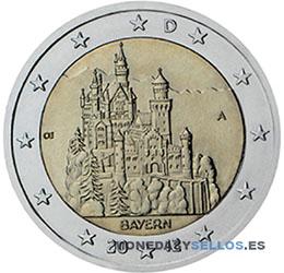 Moneda-2-€-Alemania-2012