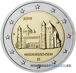 Moneda-2-€-Alemania-2014