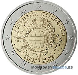 Moneda-2-€-Austria-2012-X
