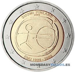 Moneda-2-€-Finlandia-2009EMU
