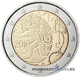 Moneda-2-€-Finlandia-2010