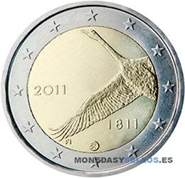 Moneda-2-€-Finlandia-2011