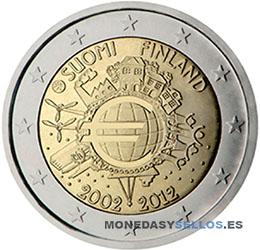 Moneda-2-€-Finlandia-2012X