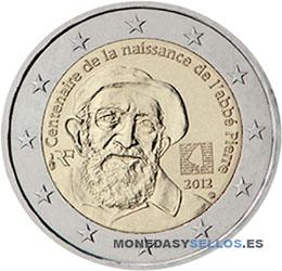 Moneda-2-€-Francia-2012