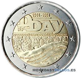 Moneda-2-€-Francia-2014-I