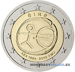 Moneda-2-€-Irlanda-2009-EMU