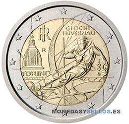 Moneda-2-€-Italia-2006