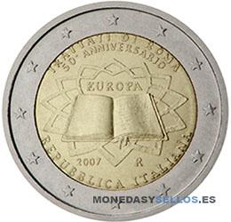 Moneda-2-€-Italia-2007-T