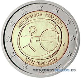 Moneda-2-€-Italia-2009EMU