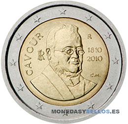 Moneda-2-€-Italia-2010