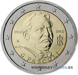 Moneda-2-€-Italia-2012