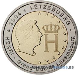 Moneda-2-€-Luxemburgo-2004