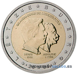 Moneda-2-€-Luxemburgo-2005