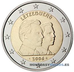 Moneda-2-€-Luxemburgo-2006