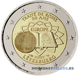 Moneda-2-€-Luxemburgo-2007-T