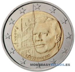 Moneda-2-€-Luxemburgo-2007