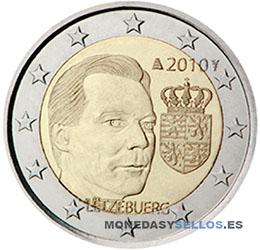Moneda-2-€-Luxemburgo-2010