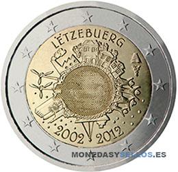 Moneda-2-€-Luxemburgo-2012-X