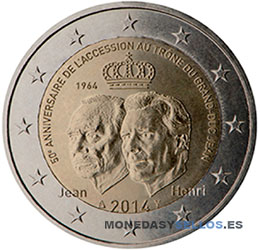 Moneda-2-€-Luxemburgo-2014-II