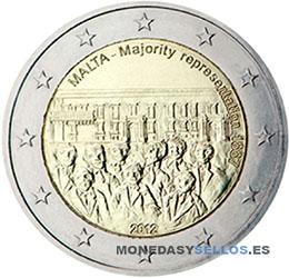 Moneda-2-€-Malta-2012