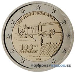 Moneda-2-€-Malta-2015-I