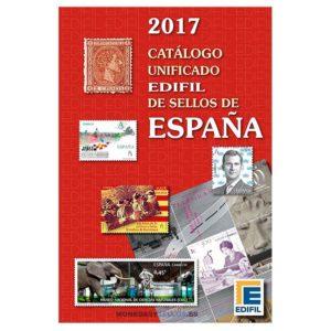 Catalogo de sellos de España