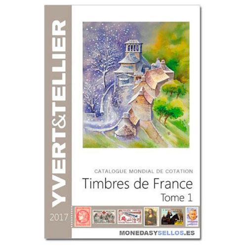Francia2017Yvert