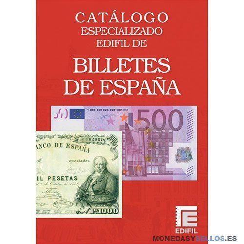 ESPECIALIZADO DE BILLETES ESPAÑA EDIFIL