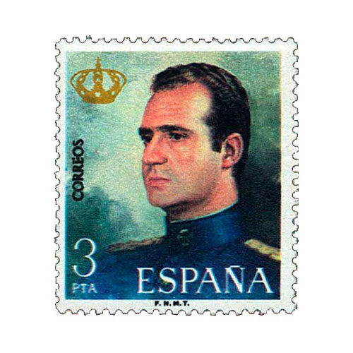 Sellos Juan Carlos I (1975-2014)