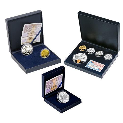 Monedas Conmemorativas FNMT