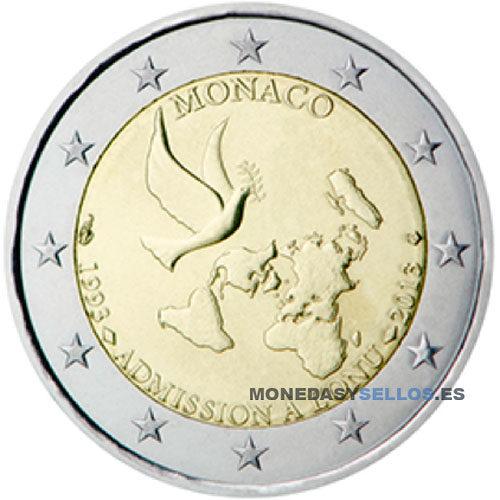 Moneda 2 € Monaco 2013