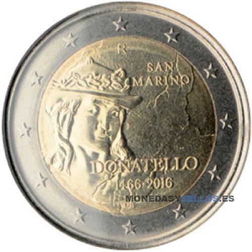 Moneda 2 € San Marino 2016 I