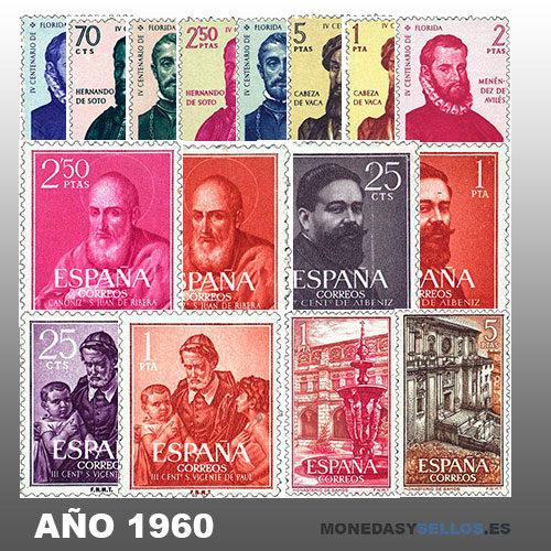 Sellos1960
