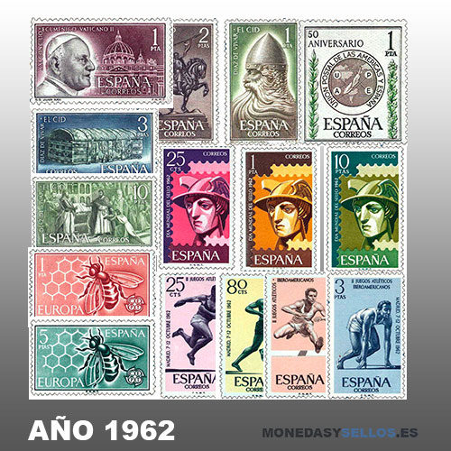 Sellos1962