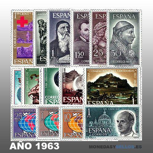 Sellos1963