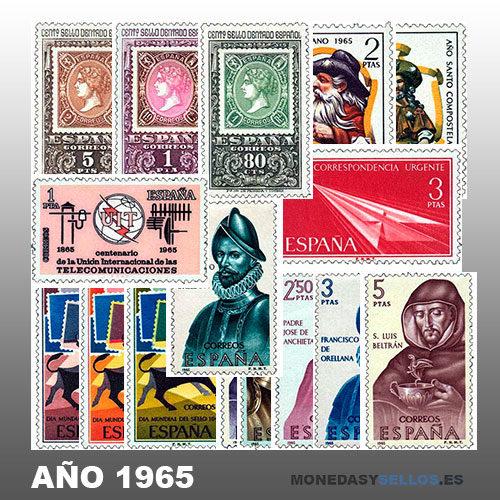 Sellos1965