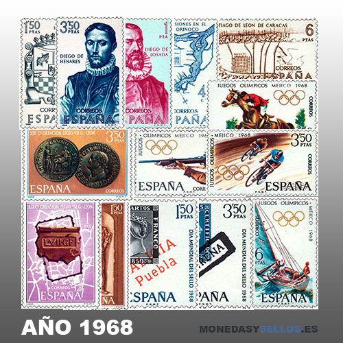 Sellos1968