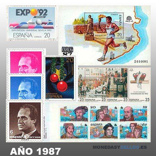 Sellos1987