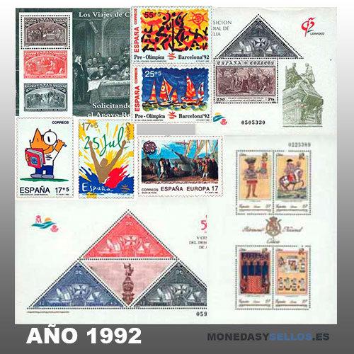 Sellos1992