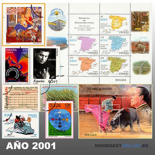 Sellos2001