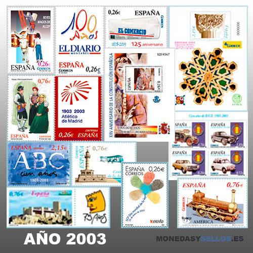 Sellos2003