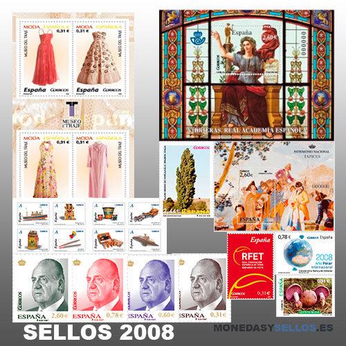 Sellos2008